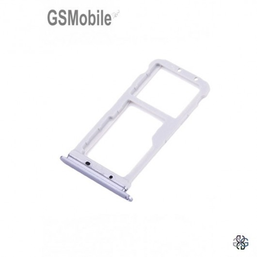 SIM card and MicroSD tray Huawei Honor 9 - spare parts for huawei