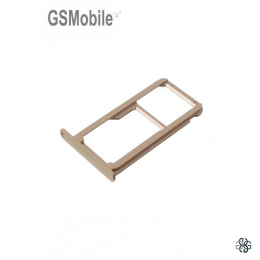 Huawei P9 SIM card and MicroSD tray gold
