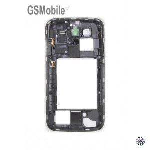Carcasa intermedia Samsung i9060 Galaxy Grand Neo negro