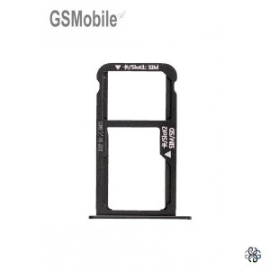 SIM card and MicroSD tray Huawei Mate 9 Black