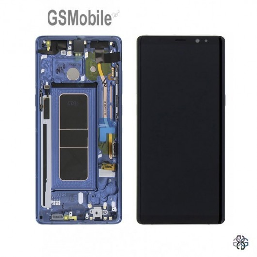 Full LCD Display for Galaxy Note 8 - mobile spareparts