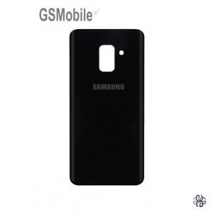 Samsung A8 2018 Galaxy A530F back cover black