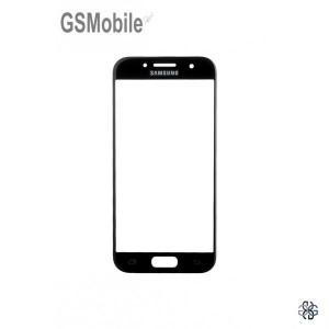 Vidro Dianteiro preto para Samsung A5 2017 Galaxy A520F