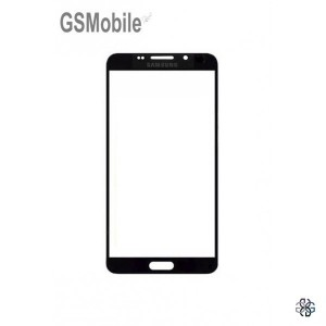 Samsung A3 2016 Galaxy A310F Screen Glass Lens black