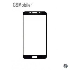 Vidro Dianteiro preto Samsung A3 2016 Galaxy A310F