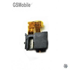 Audio Jack Sony Xperia Z L36h C6602 C6603