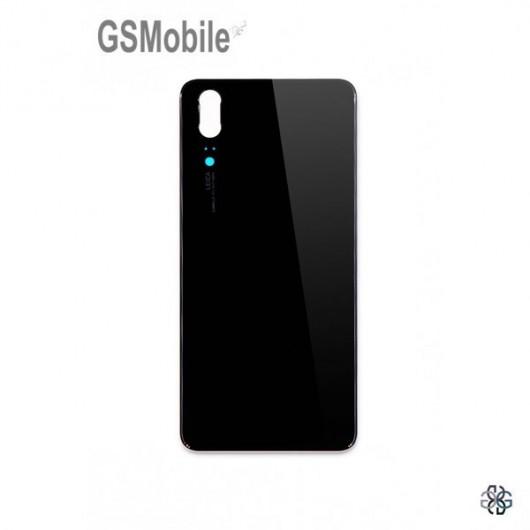 Huawei P20 back cover black