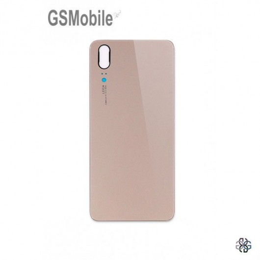Huawei P20 back cover gold