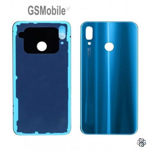 Huawei P20 Lite back cover - Blue