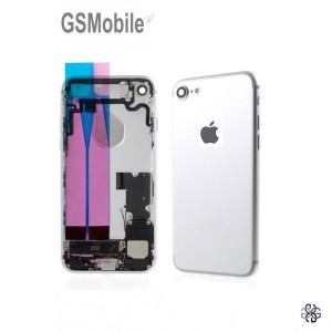 chassis completo para iphone 7G Prata - Peças Originais para iPhone