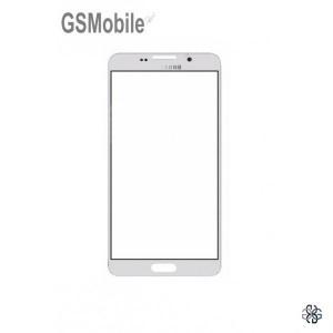 Vidro Dianteiro branco Samsung A3 2016 Galaxy A310F