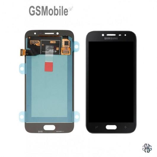 Display Samsung J2 Pro 2018 Galaxy J250F Black Original