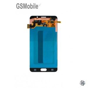 Pantalla Completa Original Samsung N920 Galaxy Note 5 Dorado
