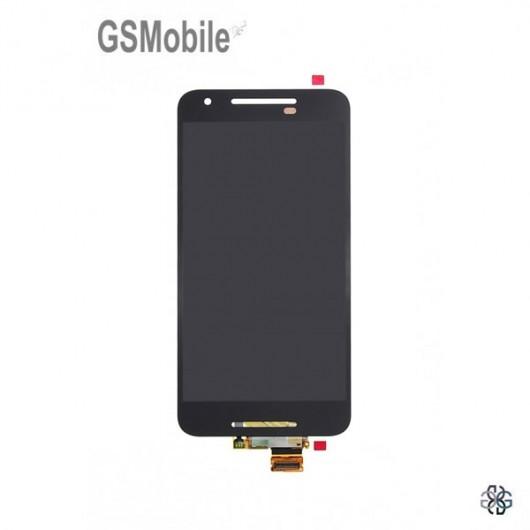 Full screen / display LG H790 Nexus 5X Black