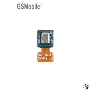 Microfone para Samsung S6 Edge Galaxy G925F Original
