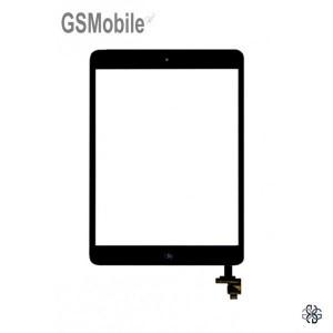 Ecrã Touch Screen preto iPad Mini