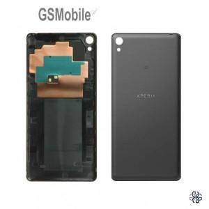 Sony Xperia E5 battery cover black - Original