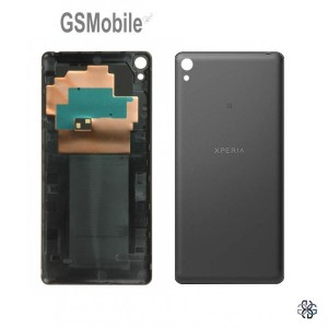 Tampa traseira preta Sony Xperia E5 Original