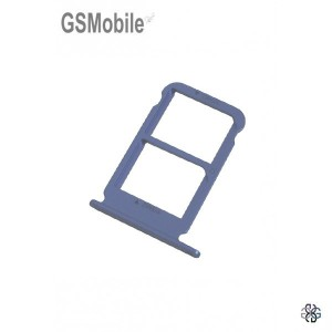 Huawei Honor 10 SIM card and MicroSD tray blue