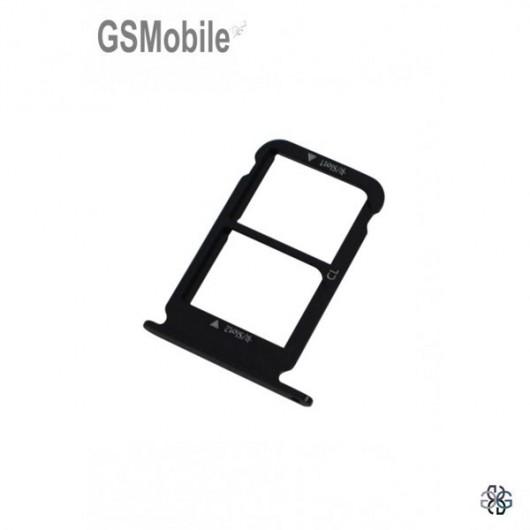 Huawei Honor 10 SIM card and MicroSD tray black