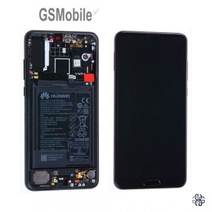 Full LCD Display Huawei P20 Pro - mobile spareparts