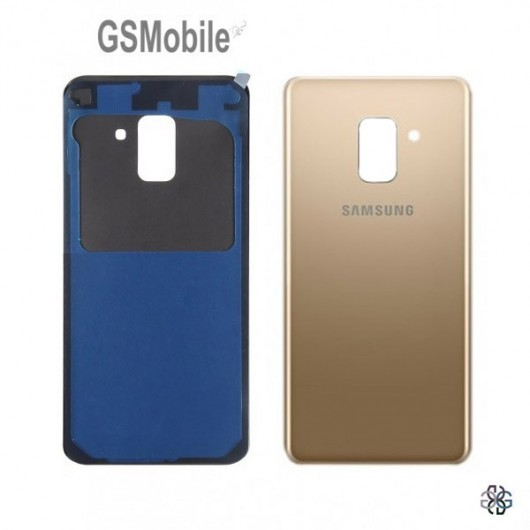 samsung a8 2018 back cover - spare parts for Samsung