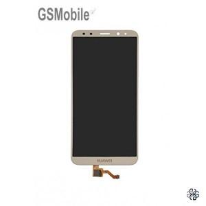 Display for Huawei Huawei Mate 10 Lite Gold