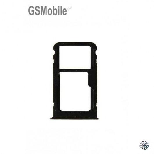 SIM card and MicroSD tray Huawei Honor 6C Pro Black Original