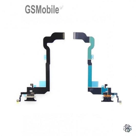 Flex de carga & Micrófono para iPhone X