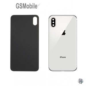 Battery Cover for iPhone X White