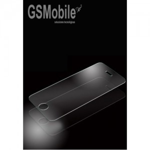 Tempered glass protector for Huawei P20 Black