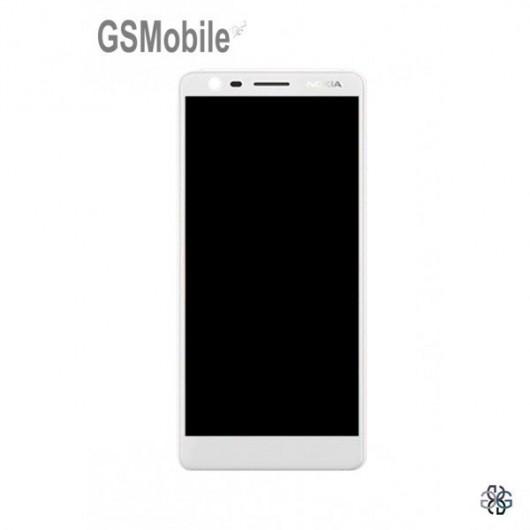 Display for Nokia 3.1 White