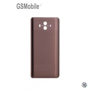 Battery Cover for Huawei Mate 10 Brown
