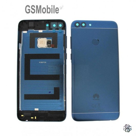 Huawei P Smart back cover original - blue