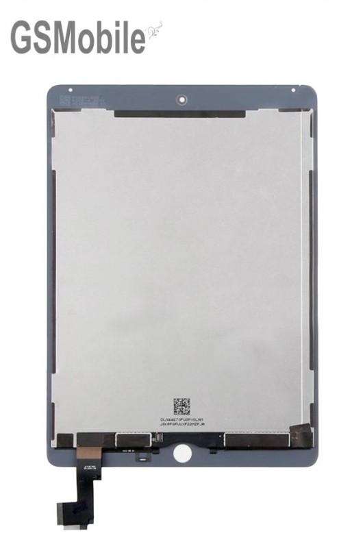 Pantalla completa iPad Air 2 blanco