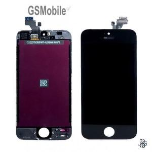 Ecrã - Display LCD Touch iPhone 5G Preto - vendas de peças sobressalentes da Apple
