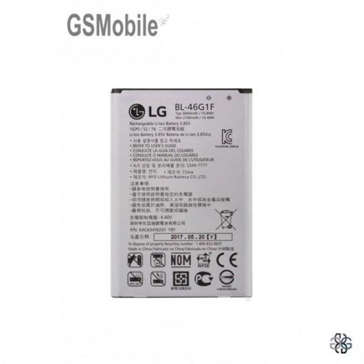 LG K10 2017 M250N Battery