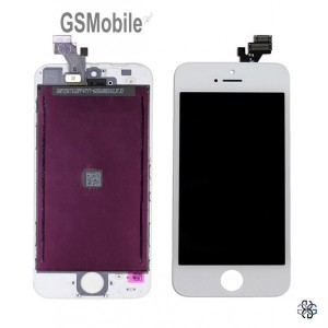 Full Display iPhone 5G White - sales of apple spare parts