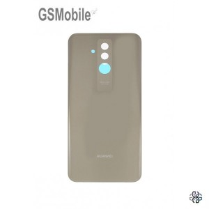 Huawei Mate 20 Lite back cover - Gold