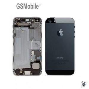 Chassis para iPhone 5 Preto - vendas de peças sobressalentes da Apple