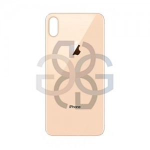 Battery Cover for iPhone XS Gold
