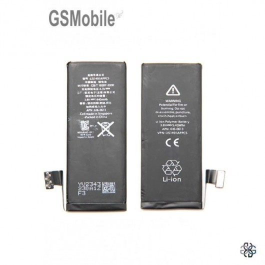 battery for iPhone 5 - spare parts for Iphone mobile