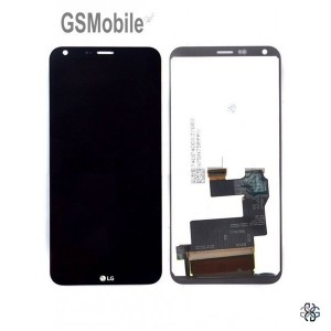Display for LG Q6 M700 black