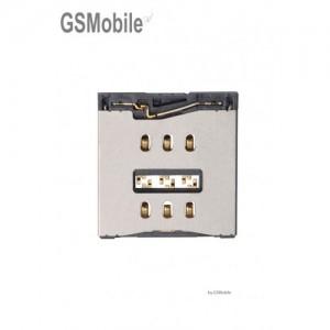 leitor de cartões sim para iPhone 5G - vendas originais de peças sobressalentes para iPhone