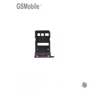 SIM card and MicroSD tray Huawei Mate 20 Pro Black Original