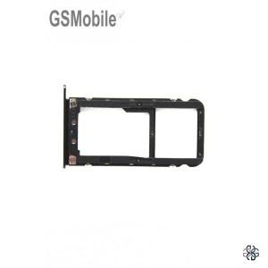 Xiaomi Redmi Note 5 SIM card and MicroSD tray black