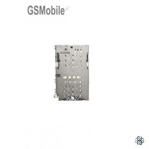 Leitor de cartões sim e sd para Samsung S8 Galaxy G950F