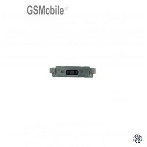 Suporte do botão liga / desliga Samsung S8 Plus Galaxy G955F Original