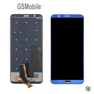 Display for Huawei View 10 Blue