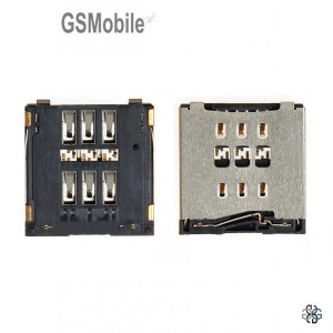 leitor de cartão sim iPhone 6 - Venda de peças sobressalentes para telemóveis
